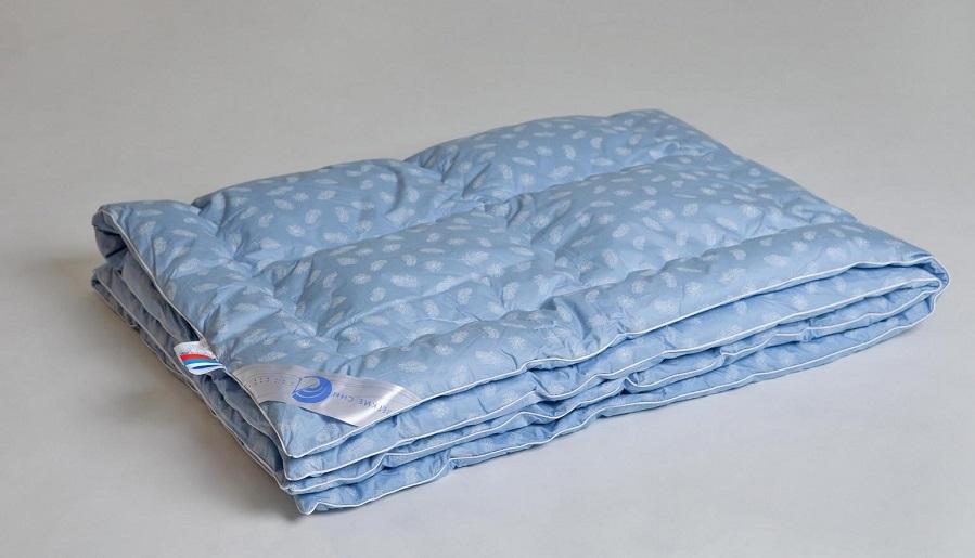 Как сшить из пуха одеяло 80