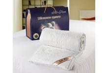 Одеяло шелковое Silk Place 160х210 теплое