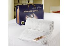 Одеяло шелковое Silk Place 200х220 теплое