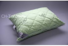 Подушка бамбуковая SN-Textile 50х70 сатин