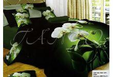 Постельное белье 3D Tango TS01-951-70 1.5 спальное из сатина