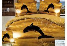 Постельное белье 3D Tango TS01-949-70 1.5 спальное из сатина