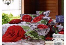 Постельное белье 3D Tango TS01-994-50 1.5 спальное из сатина