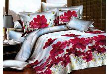 Постельное белье 3D Tango cs570-1-70 1.5 спальное из сатина