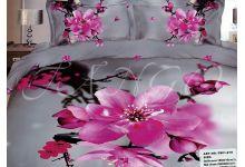 Постельное белье 3D Tango TS01-919-50 1.5 спальное из сатина
