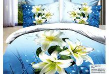 Постельное белье 3D Tango cs909-1-70 1.5 спальное из сатина