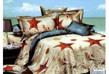 Постельное белье 3D Tango TS01-972-70 1.5 спальное из сатина