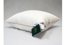 Подушка Natures Миндальное Сердечко 68х68 пуховая