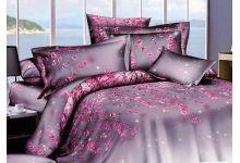 Постельное белье 3D Tango cs515-1-70 1.5 спальное из сатина