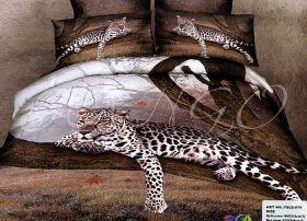 Постельное белье 3D Tango TS01-975-70 1.5 спальное из сатина
