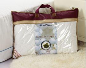 Упаковка подушек silkplace