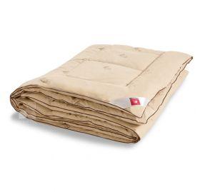 Одеяло Легкие Сны Леди Полли 110х140 теплое овечья шерсть хлопок