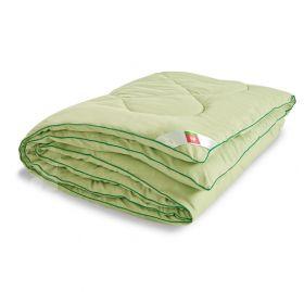 Одеяло бамбуковое 140х205 теплое Легкие Сны Леди Тропикана микрофибра