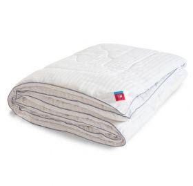 Одеяло Легкие Сны Леди Лель 110х140 теплое лебяжий пух