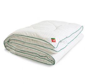 Одеяло бамбуковое 110х140 теплое Легкие Сны Леди Бамбоо в сатине