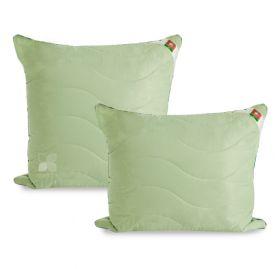 Подушка бамбуковая Легкие Сны Леди Бамбоо 68х68 хлопок
