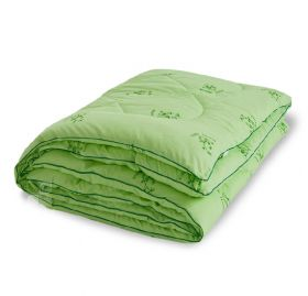 Одеяло бамбуковое легкое Легкие Сны Леди Бамбоо 140х205 хлопок