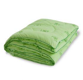 Одеяло бамбуковое теплое Легкие Сны Леди Бамбоо 200х220 хлопок
