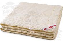 Одеяло овечья шерсть Kariguz Elegant Wool 200х220 всесезонное