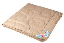 Одеяло верблюжья шерсть Kariguz Pure Camel 220х240 всесезонное