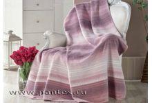 Плед Пантекс Фламинго 150х200 хлопок-акрил