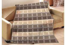 Плед Пантекс Заплатка 150х200 хлопок-акрил