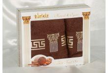 Набор полотенец Turkiz plt094-6 из махры
