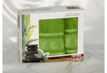 Набор полотенец Turkiz plt095-10 бамбук