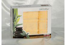 Набор полотенец Turkiz plt095-8 бамбук