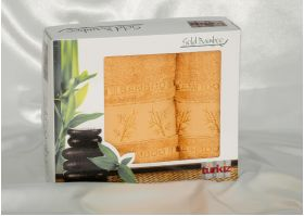 Набор полотенец Turkiz plt095-9 бамбук