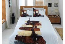Постельное белье из бамбука VS129-34 евро 3d