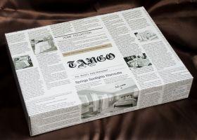 Упаковка постельного белья tango евро твил