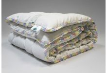 Одеяло NATURES Бамбуковый Медвежонок 110х140 всесезонное бамбук