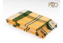 Плед шерстяной РУНО Перу-Альпака-04 размер 100х140