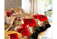 Постельное белье Silk-Place ALABAMA 205Х220 sp027-4-2022 евро из сатина