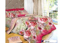 Постельное белье Silk-Place MICHIGAN 205Х220 sp030-4-2022 евро из сатина