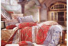 Постельное белье Valtery из сатина С-144 двуспальное