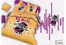 Постельное белье Tango TS02-875-50 двуспальное из сатина