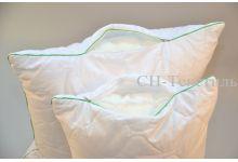 Подушка бамбуковая SN-Textile Бамбуковая Жемчужинка в сатине