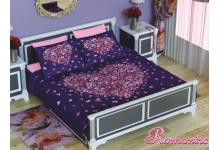 Прикольное постельное белье Newtone РОМАНТИКА 1.5-спальное