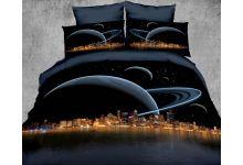 Постельное белье Kingsilk-Seda 3D-Exclusive PX-10-3 евро из сатина
