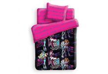 Белье для детей Monster High - Школьные Граффити
