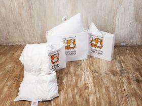 детский текстиль упаковка german grass