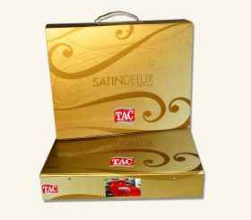 упаковка tac сатин де люкс