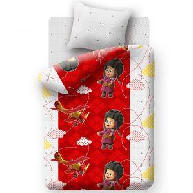 Постельное белье для детей Маша и Медведь - Высший Пилотаж (50х70)